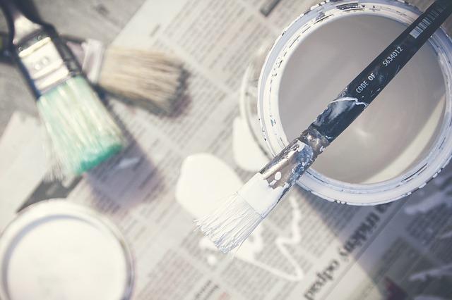 Färg till huset